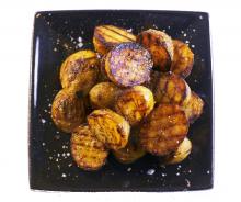 Картофель с костра