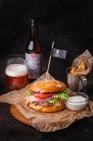 Beer Бургер «Копчений»