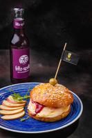 Beer Бургер «Потрійний сир»