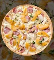 Піца Персик-Філадельфія-Шинка