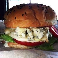 Бургер 4 сыра