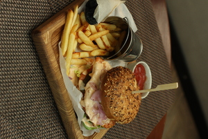 Бургер «Кентуки»