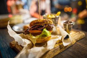 Бургер «Северная Дакотта»