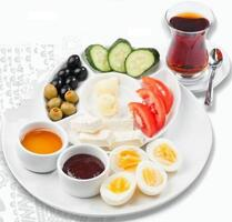 Турецкий завтрак