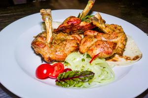 Курячи стегенця «Перзоли» (3 шт)