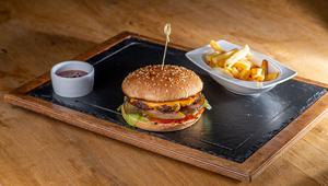 Бургер «47 parallel»