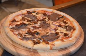 «Пицца с телятиной»