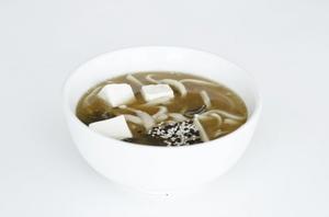 Мисо суп с удоном