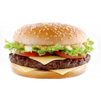 Меню Большой вкусный бургер