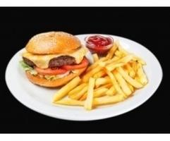 Даблчіз бургер