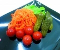 Мариновані овочі Осинко