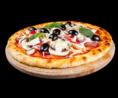 Пицца «Квадро сальсиція»