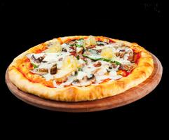 Піца «Поло аль майалле»
