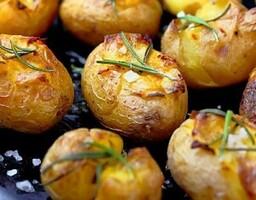 Картопля печена порція 200г