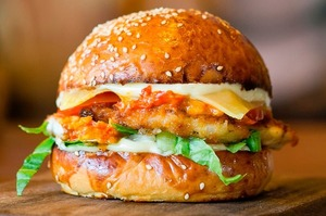 Королевский Чизбургер