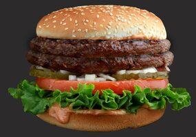 Правильный Гамбургер Двойной