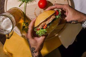 Правильный Гамбургер