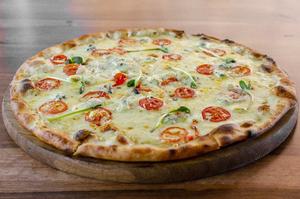 Пицца 4 сыра