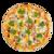 """Пицца """"Овощная"""""""