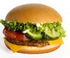 Чизбургер «Делюкс»