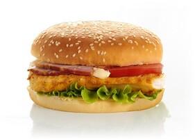 Роял бекон бургер