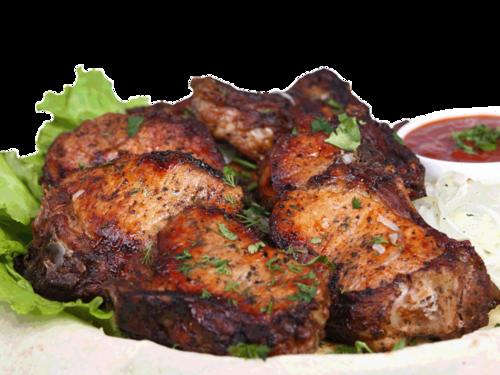Антрекот свиной