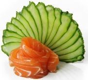Сашимi лосось