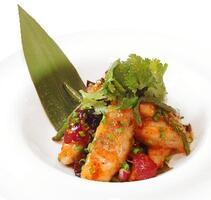 Судак у тайському соусі
