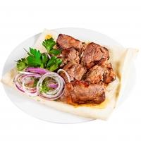 Шашлык из свиной шеи (цена за 300 грамм)