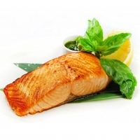 Стейк из лосося в хоспере (цена за 1 стейк)