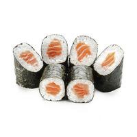 Рол з лососем