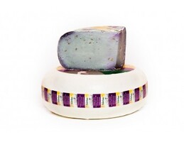 Козячий сир з лавандою