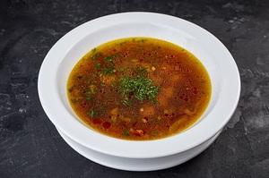Домашній грибний суп