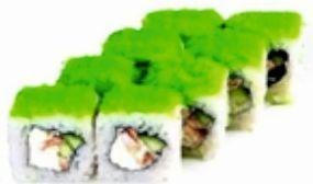 Зеленый самурай